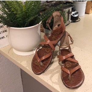 Sam Edelman | 'Gilroy' Leather Sandal